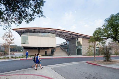 Pomona College Art Center by wHY