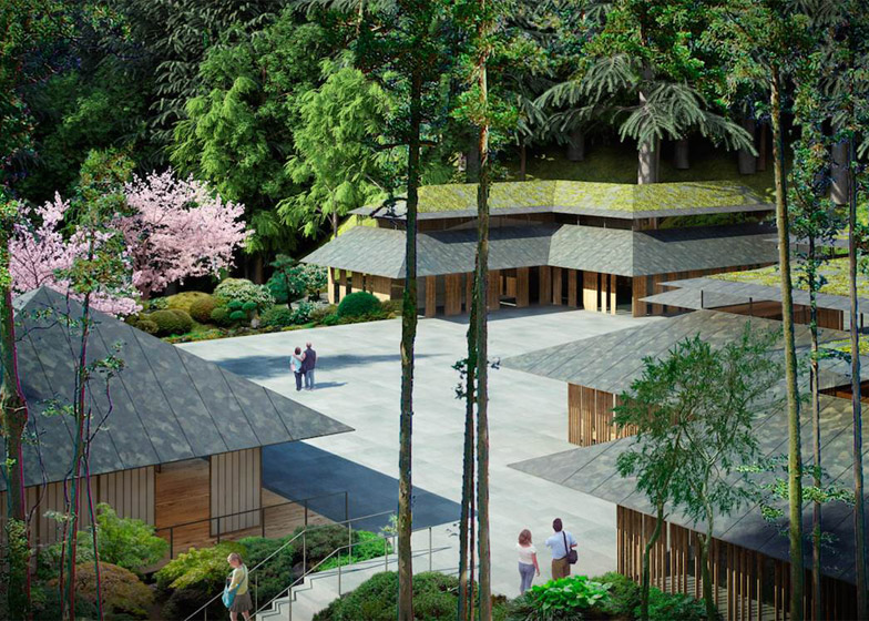 9 Of Portland Japanese Garden By Kengo Kuma And THA Architecture