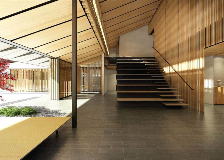 Kengo Kuma Designs Expansion For Portland Japanese Garden
