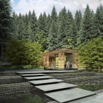 Kengo Kuma expansion plan unveiled for Japanese garden in Oregon