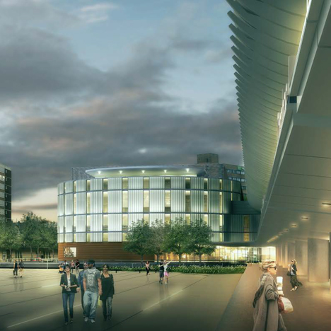 John Puttick Associates wins competition for £13 million Preston Bus Station overhaul