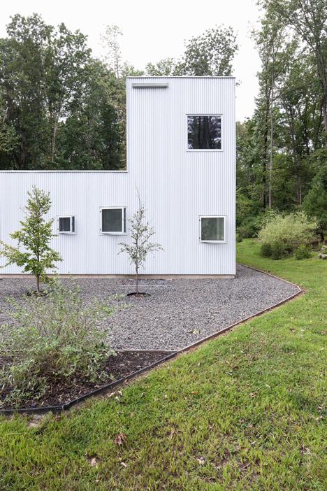Princeton 02 House by Levenbetts