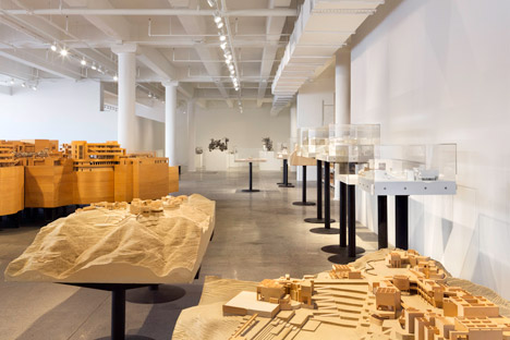 RM Model Museum by Richard Meier