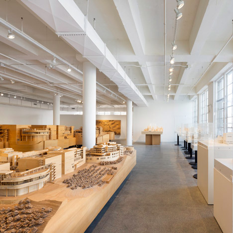 Richard Meier creates private museum in New Jersey to showcase his work