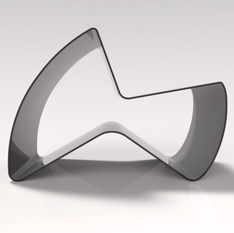 RV1 Carbon Chair by Kris Lamba