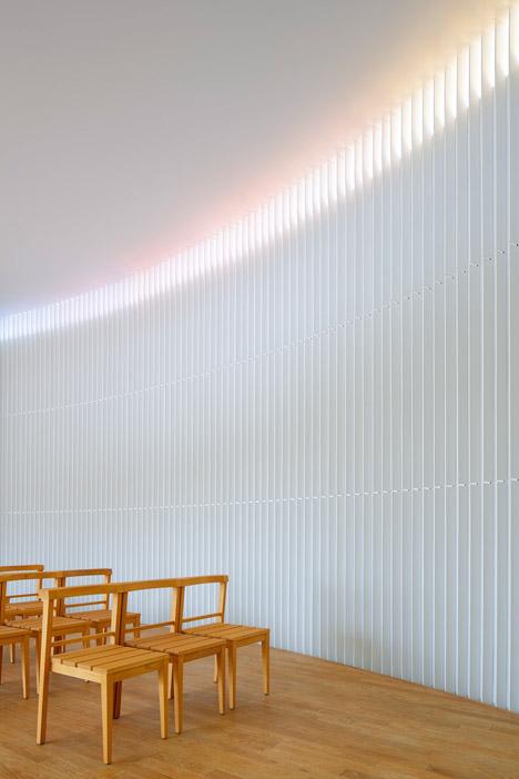 Rainbow Chapel by Kubo Tsushima Architects