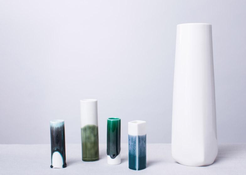 Reiko Kaneko Exploring Glaze exhibition at Elementary Store for London Design Festival 2015