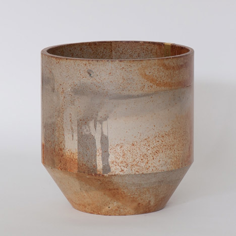 Rust homeware by Ariane Prin