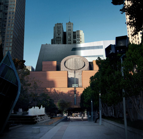 Snøhetta's extension to SFMOMA. Image courtesy of MIR and Snøhetta