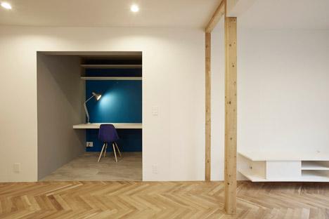 Saito House by Kunihiko Matsuba