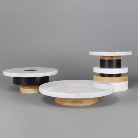 Sass Pedestals by MPGMB for Souda