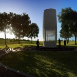 Daan Roosegaarde aims to rid cities of pollution with Smog Free Tower