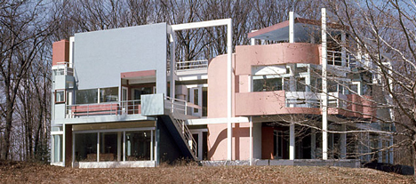 Snyderman House, Michael Graves, 1972 – 2002
