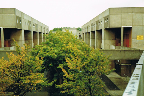 Southgate Estate, Runcorn New Town, Stirling Wilford and Partners, 1977 – 1992