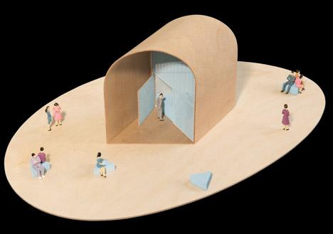 Summer Vault by Preissner Andersen