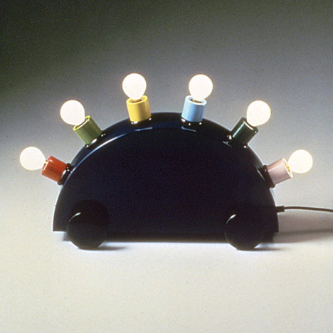 Martine Bedin's Super Lamp