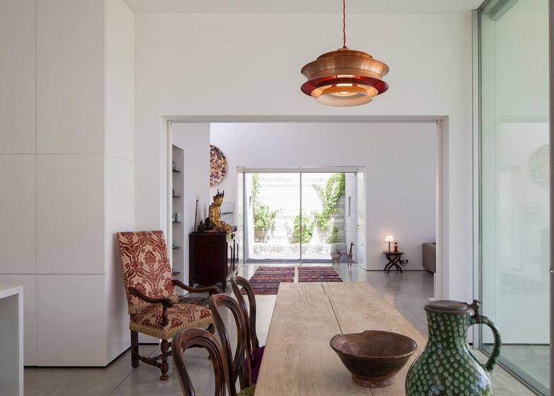 T/A House by Paritzki & Liani Architects