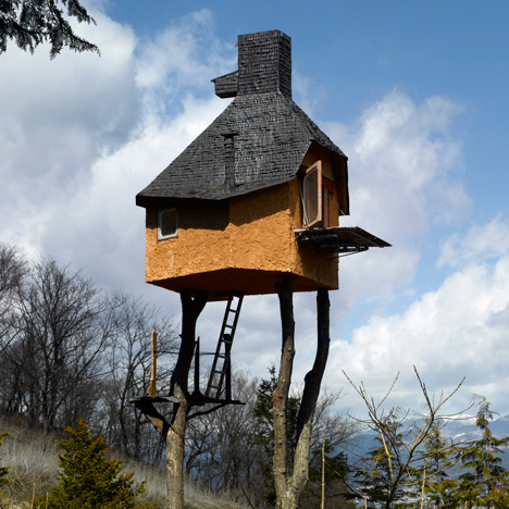 Today We Like: Buildings On Stilts