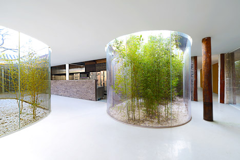 Tea House by Arch Studio