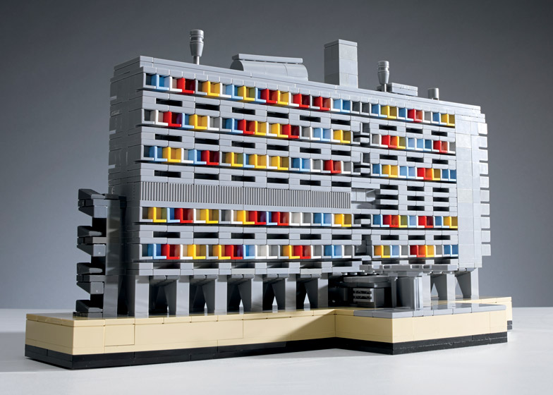 The Lego Architect by Tom Alphin