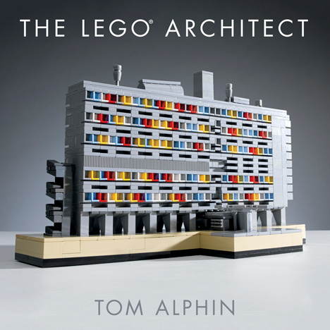 Competition: five copies of The Lego Architect book to be won