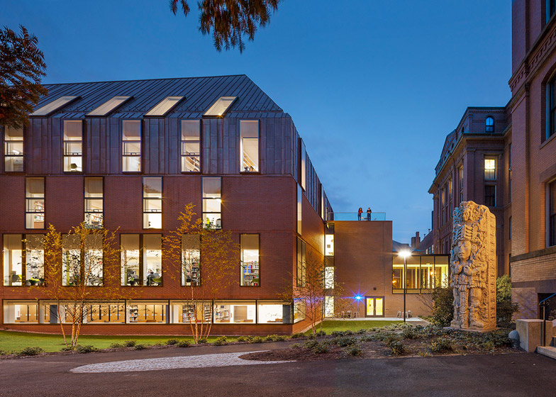 Tozzer Anthropology Building by KVA Kennedy and Violich Architecture