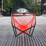 Havana duo aims to revitalise Cuban design with elasticated Vibra chairs