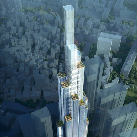 Vincom Landmark 81, Vietnam by Atkins