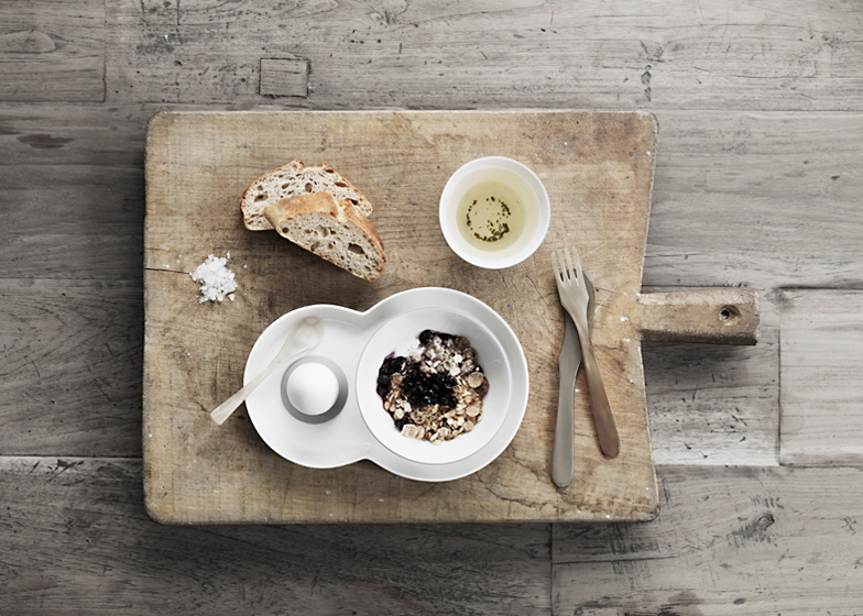 Vipp and Annemette Kissow breakfast ceramics colletion