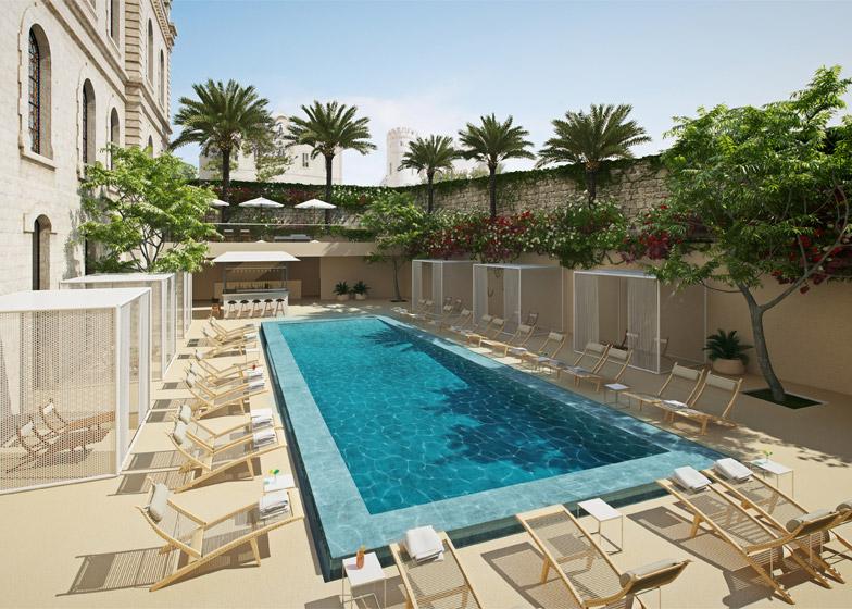 W Tel Aviv – Jaffa Hotel Residences John Pawson