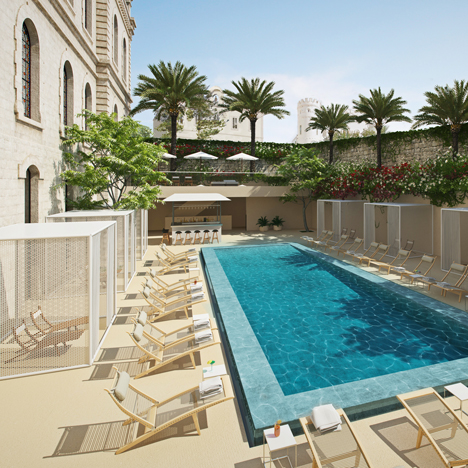 John Pawson to convert Jaffa convent and hospital into W's first hotel in Israel