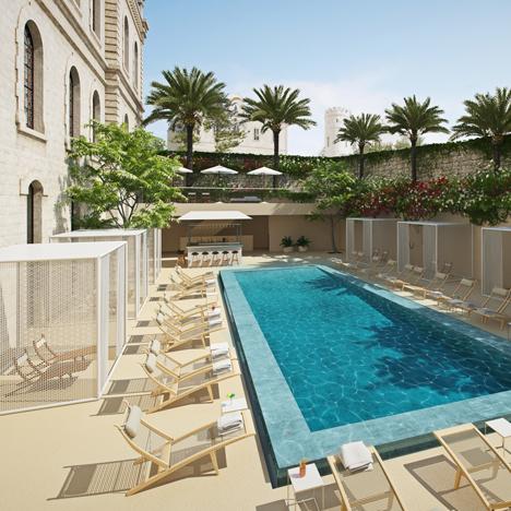 W Tel Aviv – Jaffa Hotel Residences by John Pawson