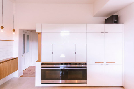 Weld Street Kitchen Alterations by Preston Lane Architects