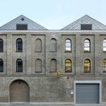 Archipl-Architects converts former washing machine factory into light-filled workplace
