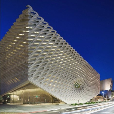 the broad museum diller scofidio renfro instagram dezeen sq