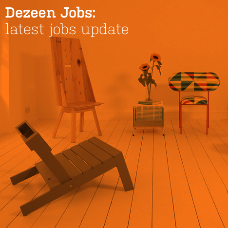 Dezeen Jobs architecture and de</p> </div>