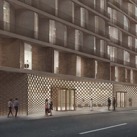 "David Adjaye gets green light for ""contextually sympathetic"" mixed-use Mayfair development"