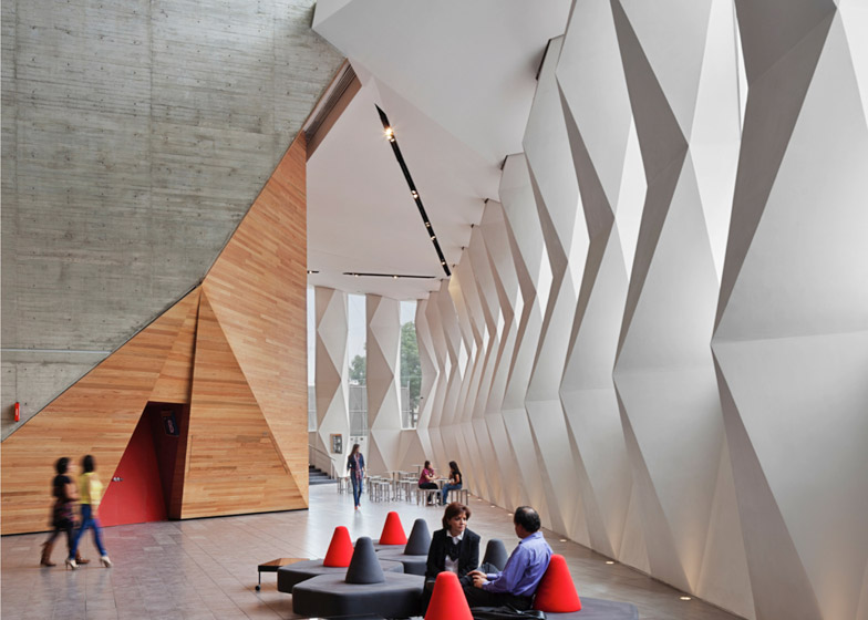 Centro Cultural Roberto Cantoral By Broissin Architectes