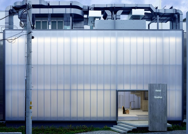 Acne Studios Seoul flagship by Sophie Hicks