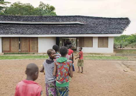 MASS's Ilima Primary School in the Democratic Republic of the Congo