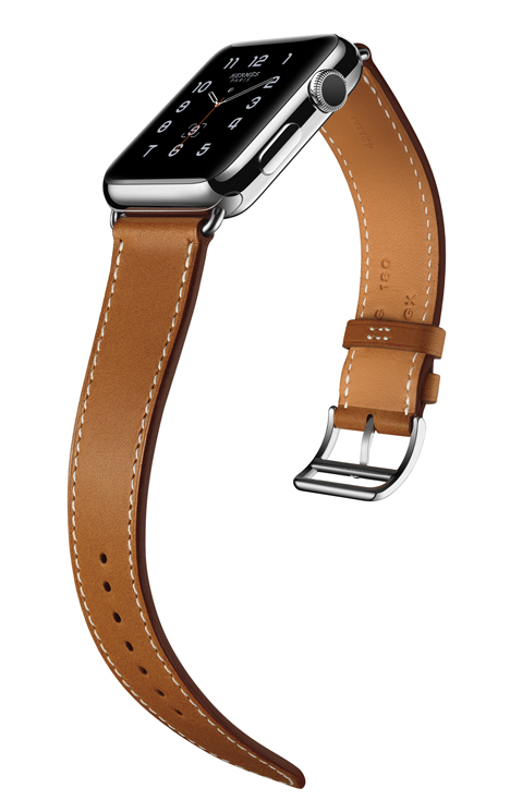 Apple Watch Hermès Collection with Single Tour strap