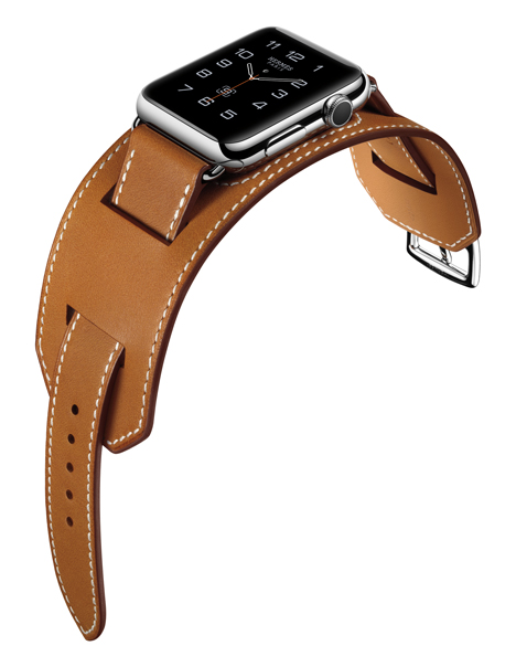 Apple and Hermès unveil Apple Watch collection with handcrafted leather straps