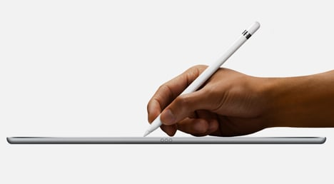 iPad Pro and Apple Pencil