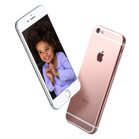 Apple updates iPhone 6s to create more robust and touch-sensitive devices