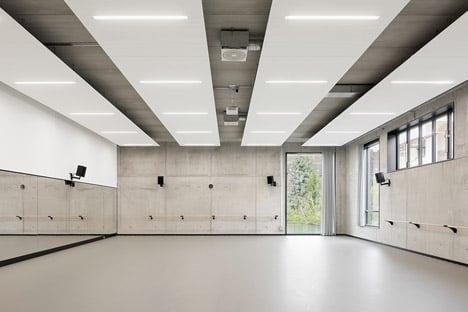 Ballett am Rhein by GMP Arkitekten
