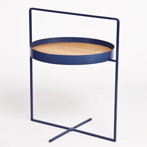 Basket table by Mario Tsai
