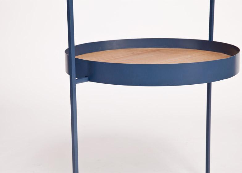 Basket table by Mario Tsai