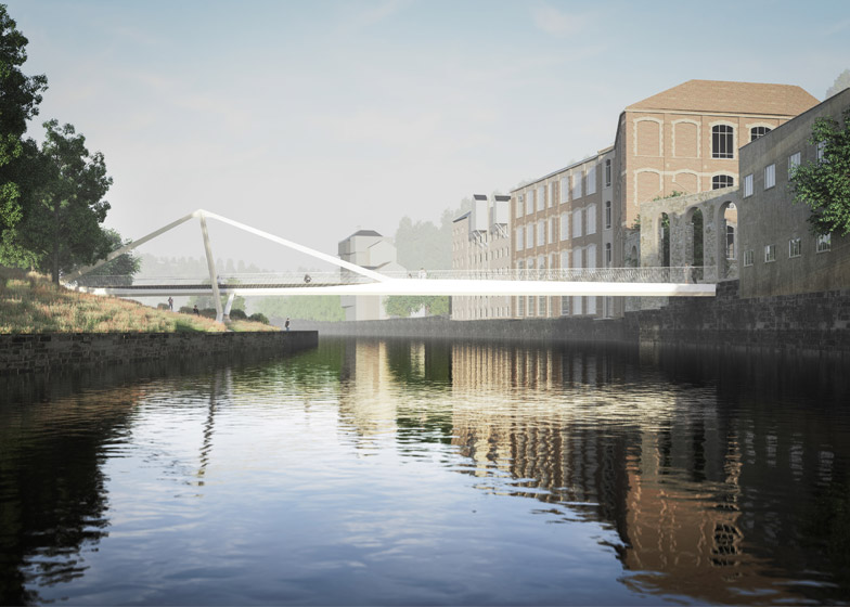 Bath Quays Bridge Competition entry