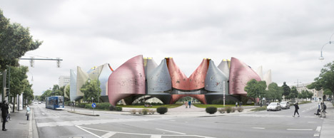 Bauhaus Museum in Dessau