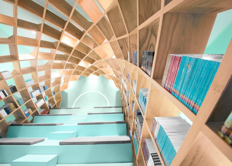 Biblioteca Conarte by Anagrama